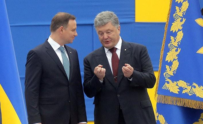 Три причины, почему испортились отношения Украины с соседями