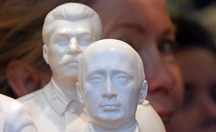 Русская революция и Путин