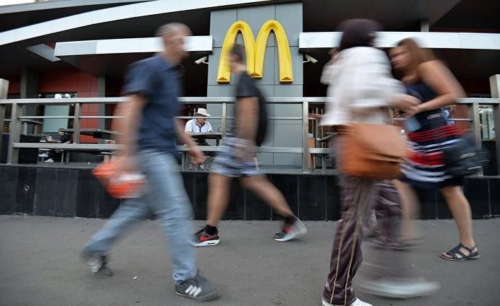Россия может признать McDonald's «иностранным агентом»