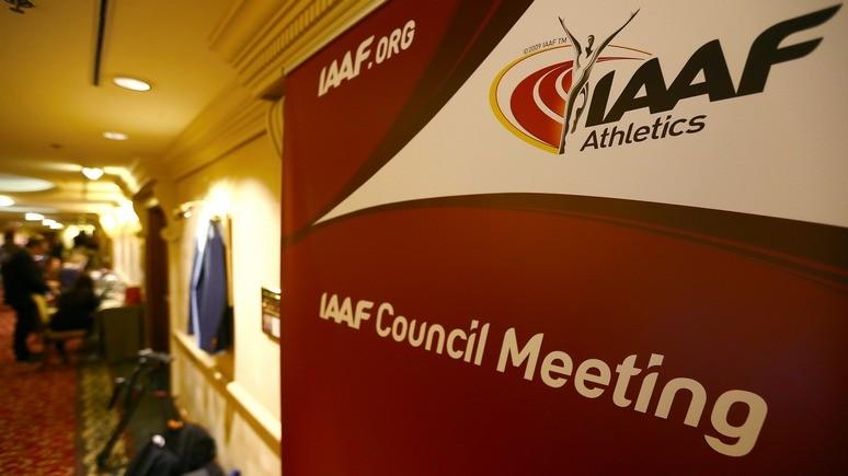 RFE: Всероссийская федерация лёгкой атлетики «сожалеет» о решении IAAF
