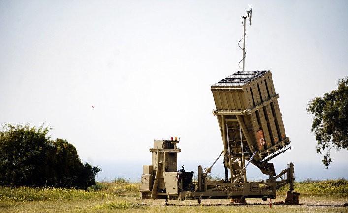 Коварный гипноз израильских ракет