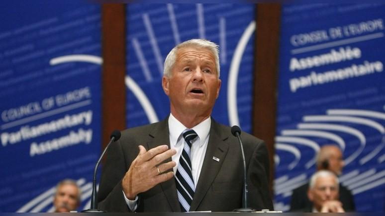 FT: генсек Совета Европы предлагает снять санкции с России «ради защиты прав человека»