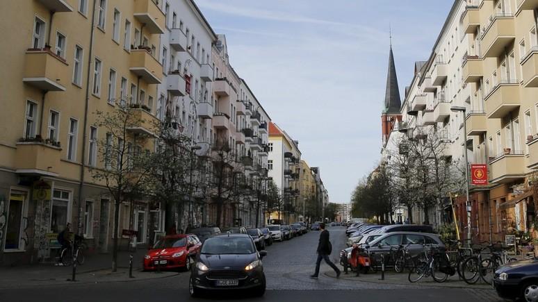 Bild объяснил запустение жилых домов в Берлине невниманием Путина