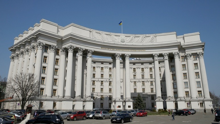 НВ: в МИД Украины заявили об отсутствии оснований для возвращения России в ПАСЕ