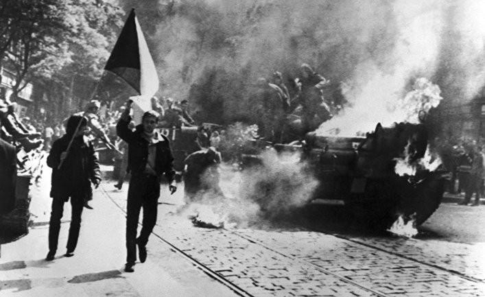 «Отвратительная статья» о событиях 1968 года