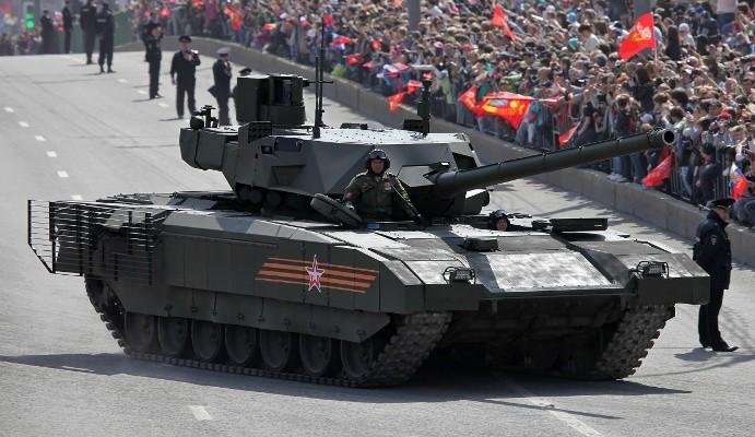Армия России готовится к следующей большой войне