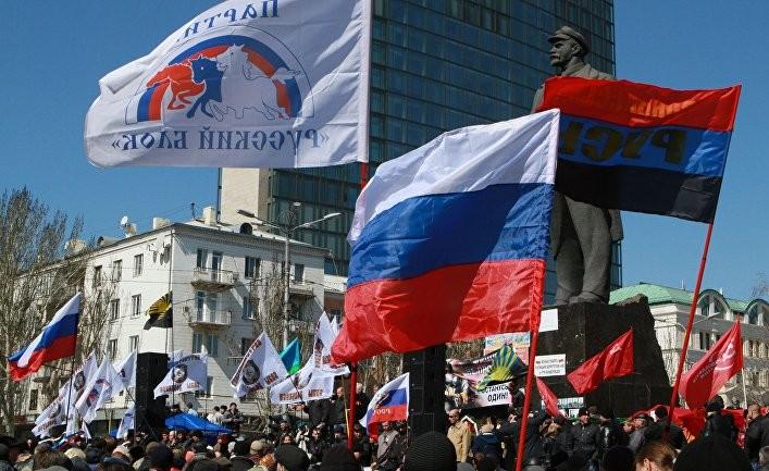 Украина все еще может стать колонией России