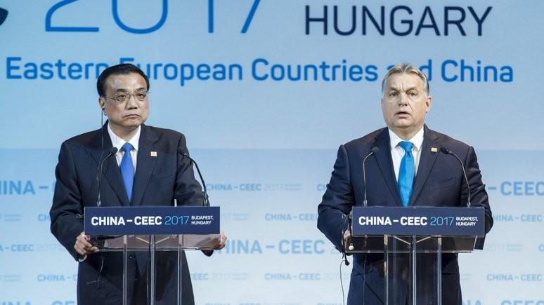 N-TV: Берлин увидел в инвестициях Китая в Восточную Европу «геополитическую и военную стратегию»