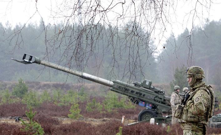 НАТО вынуждает к единомыслию