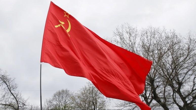 ЛIГА.net: в Харькове разгромили съёмочную площадку сериала о временах СССР
