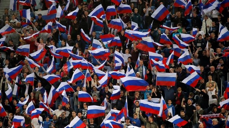 DLF: в мире спорта нашлись несогласные с отстранением от Игр «всей российской нации»