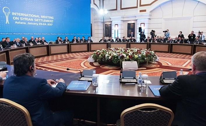 Сирийская оппозиция готова к переговорам
