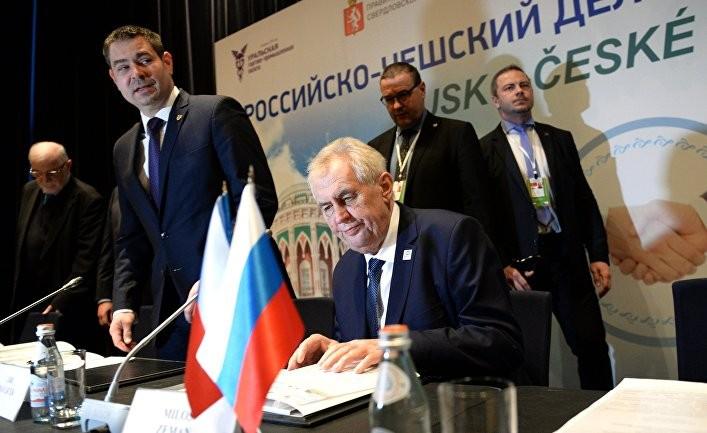 Бизнес с Россией делает миллионером