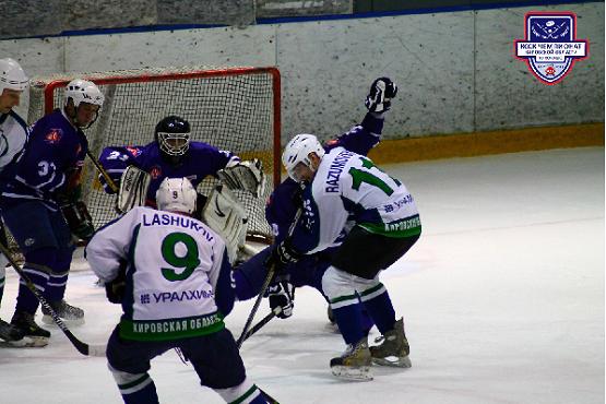 Легенда отечественного хоккея откроет КССК Чемпионат Кировской области по хоккею