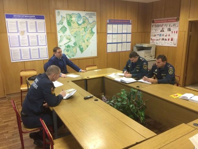В районе Дорогомило обсудили проблемы коррупции