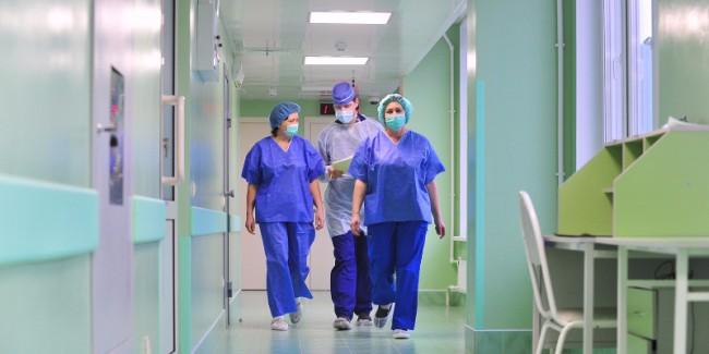 Семь новых поликлиник планируется построить в Москве в 2018 году за счет бюджета