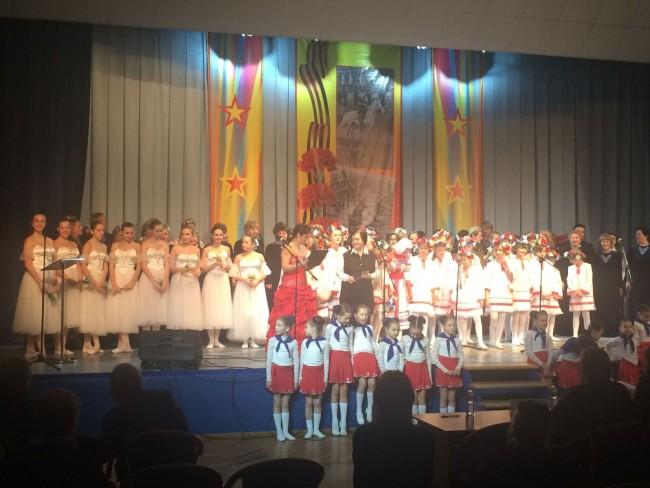 Совет ветеранов Солнцево стал гостями концерта, посвященного 75-й годовщине битвы под Сталинградом
