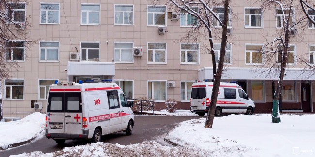 Создание патронажной службы в московских поликлиниках