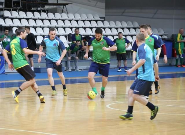 В Крылатском прошли соревнования по мини – футболу на Кубок префекта