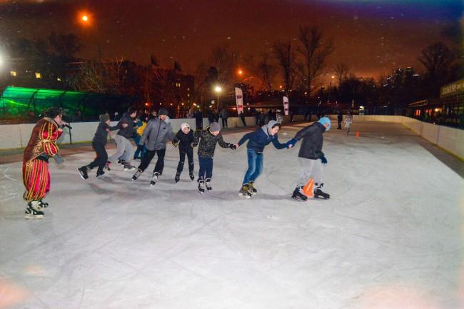 Спортивная зима: парковая программа составлена с учетом пожеланий активных граждан