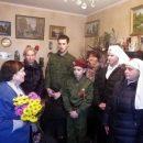 В храме Архистратига Михаила в Тропареве прошла ежегодная акция «Ветеран Победы»