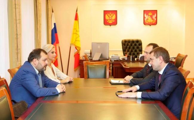 МГИМО и правительство Воронежской области готовятся подписать Соглашение о сотрудничестве