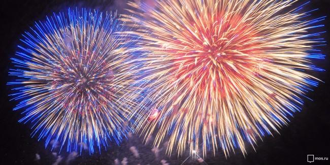 1 января в 01:00 в парке Победы прогремит новогодний салют
