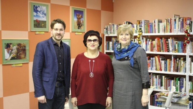 В ЗАО обсудили создание первичной профсоюзной организации в детской библиотеке № 207 имени В.Бианки