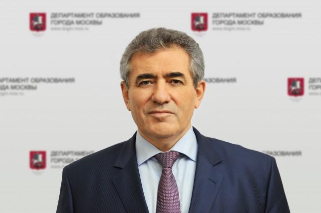 В Москве реализуется мегапроект по интеграции всех уровней образования