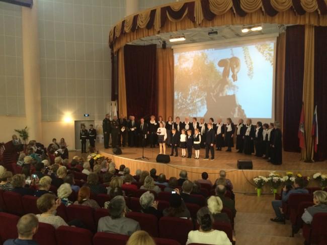Ветераны района Раменки провели фестиваль военной песни «Этот день мы приближали как могли»