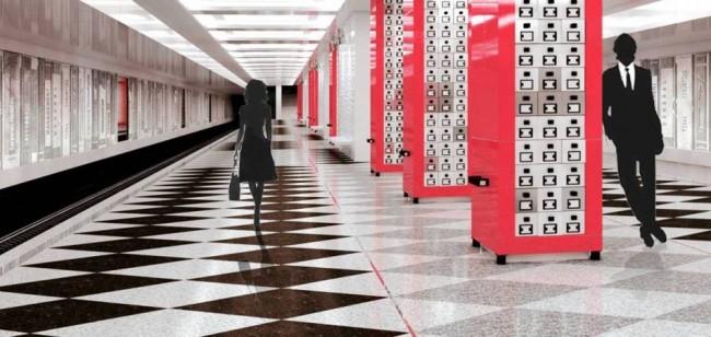 Дизайн станции метро «Новопеределкино» выбрали сами москвичи