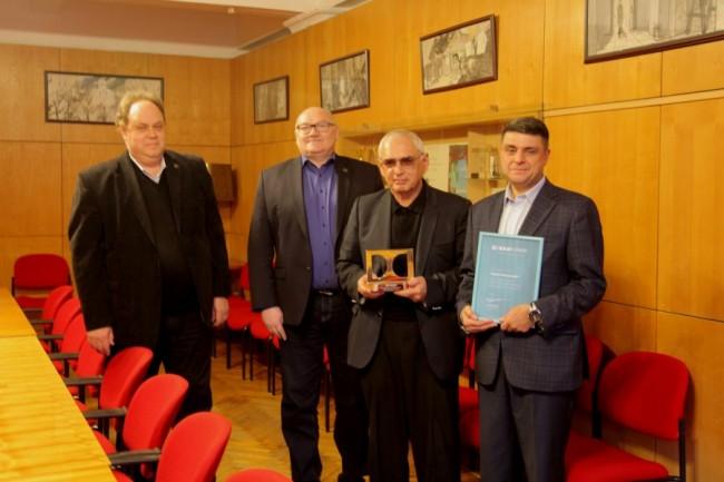 «Мосфильм» получил награду от компании DOLBY