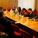 Китайская делегация посетила «Мосфильм»