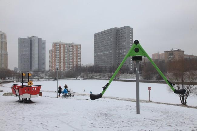 Жители запада Москвы задают вопросы по благоустройству