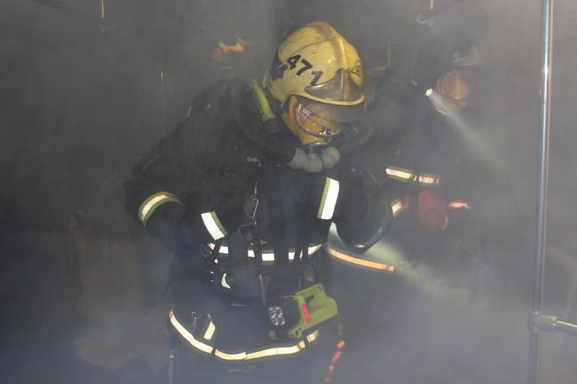 На станции метро «Киевская» прошла пожарно-тактическая тренировка