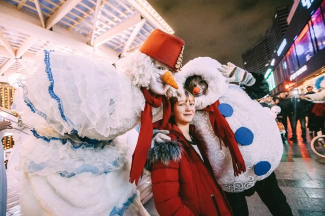 Фестиваль «Путешествие в Рождество» пройдет на 4 площадках ЗАО