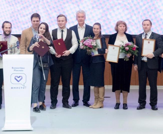 Московские волонтеры получат помещение для своей работы