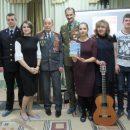Память героев Битвы под Москвой почтили сотрудники УВД по ЗАО, ветераны и члены Общественного совета