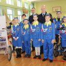 ГИБДД ЗАО приняла участие в Фестивале межрайонного совета директоров образовательных организаций