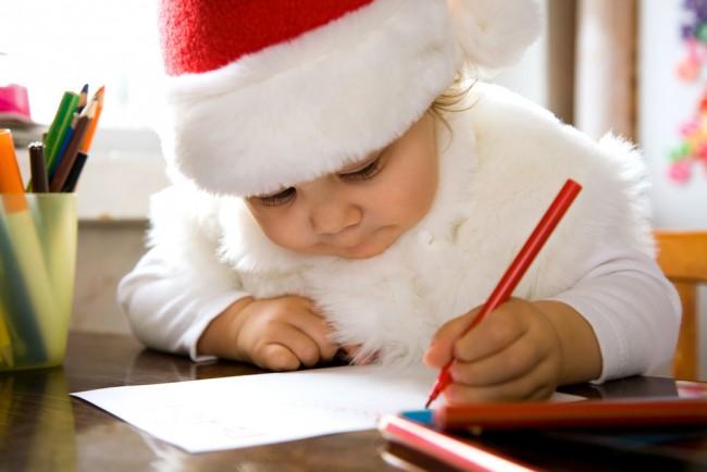 В Очаково-Матвеевском можно написать письма Деду Морозу