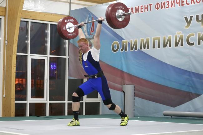 Кубок Москвы по тяжелой атлетике