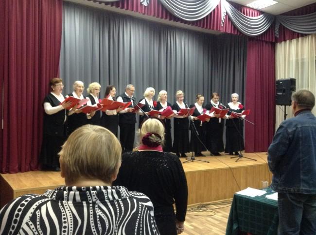 Совет ветеранов Кунцево организовал концерт, посвященный 75-й годовщине Сталинградской и Курской битв