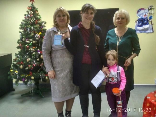 Актив Можайского района организовал Новогодний концерт