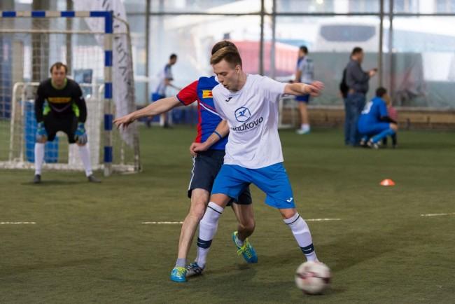 Футбольная команда аэропорта Внуково взяла серебро в турнире по мини-футболу «Кубок Транспорта»