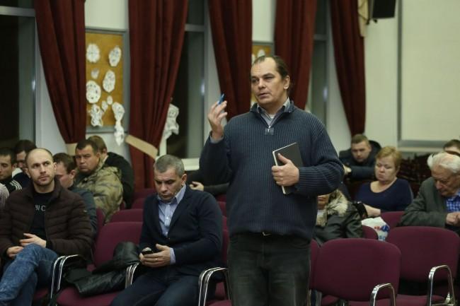 Последние встречи глав управ с жителями районов в уходящем году пройдут 20 декабря в 19:00