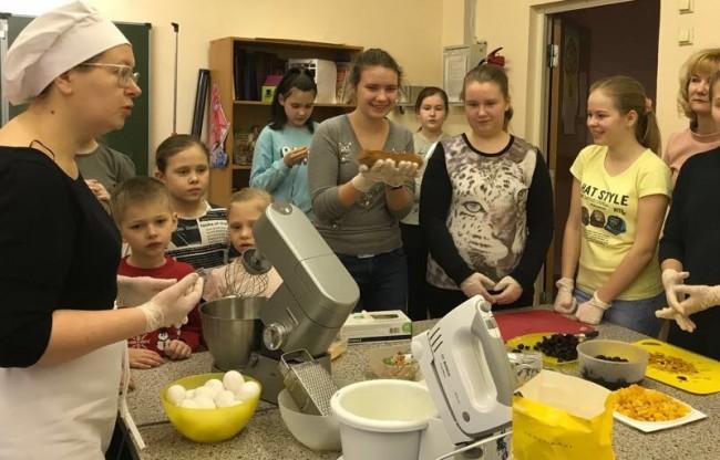 В школе №2025 для жителей района Очаково прошел Клубный день