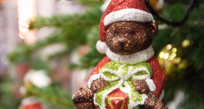 «Путешествие в Рождество» на Ярцевской улице в Кунцево