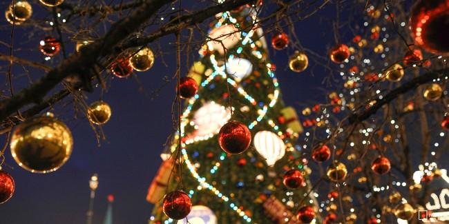 Западный округ отметит Новый год во Внуково