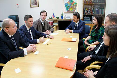 МГИМО и Thomson Reuters подписали Меморандум о сотрудничестве