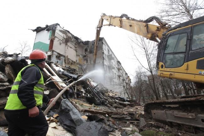 Жилой дом в районе Кунцево вышел из программы реновации